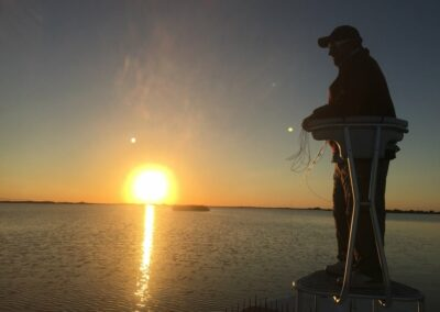 Louisiana Fly Fishing Guides Based In New Orleans And Venice, Redfish Fishing - Marsh On The Fly