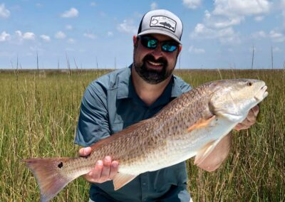 Louisiana Fly Fishing Guides Based In New Orleans And Venice, Redfish Fishing